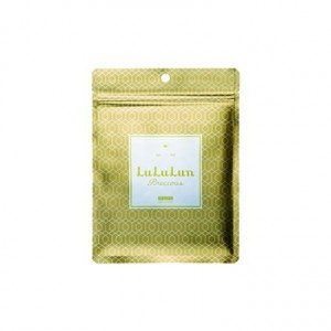 JAPAN Lululun Precious Face Mask Gold / Red 7 Pcs Moisture White Care - gold - Transparency Type - Precious-7gold