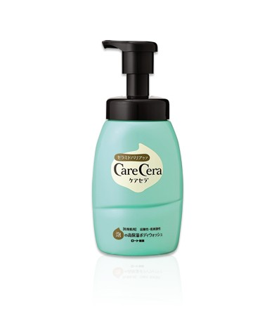 CareCera Foam High Moisturizing Body Wash - 450ml - 784190649897